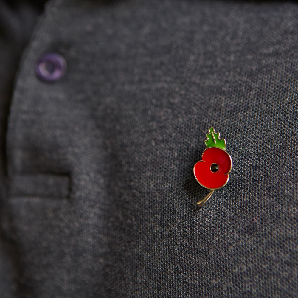 Poppy appeal - 1494 2AY - Local / National News